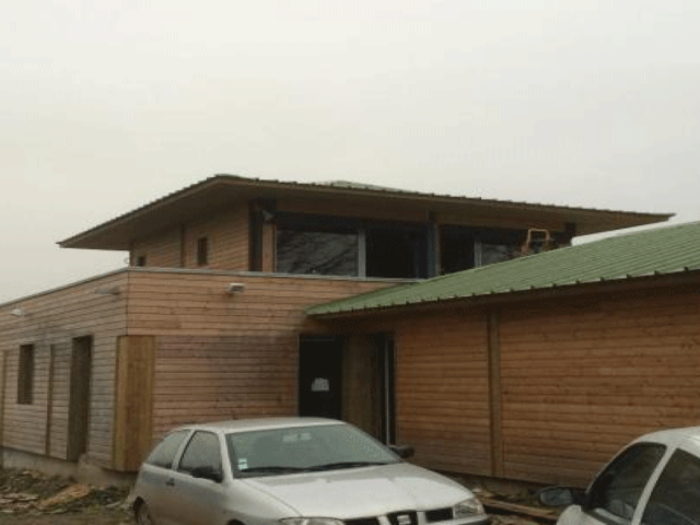 Extension bois entreprise roussel péronne