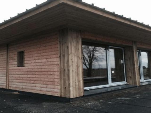 Maison ossature bois Arras entreprise roussel