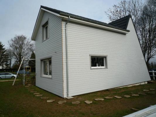 Extension bois Menuiserie Roussel Arras